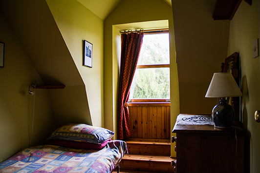 Edinbane - self catering for four, Isle of Skye