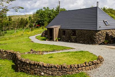 Edinbane - Tigh Dubh, self catering cottage