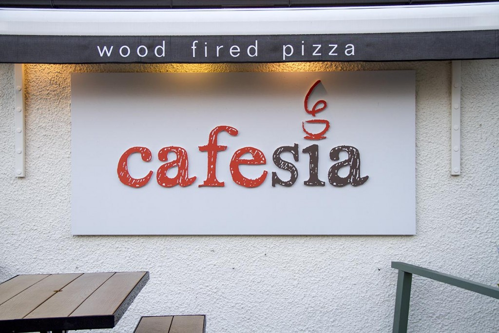 Cafe Sia, Broadford, Isle of Skye