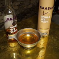 Dram sampling, Raasay Distliiery