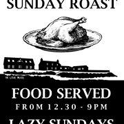 Lazy Sunday promotion, Carbost Inn, Isle of Skye